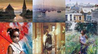 ТОП-5 лучших современных художников-акварелистов